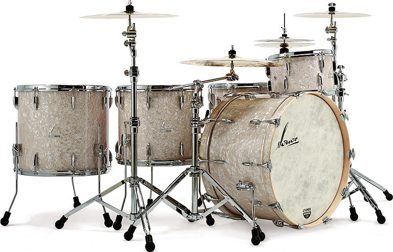 Sonor Vintage Series Drum Set