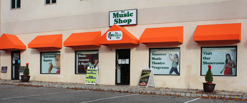 the-music-shop