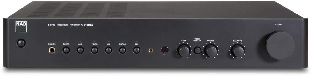 NAD C316BEE Integrated Amplifier