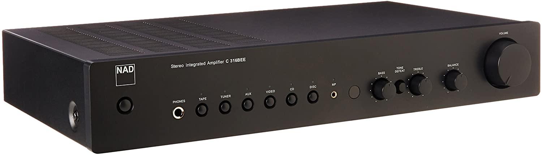 NAD C316BEE Amplifier